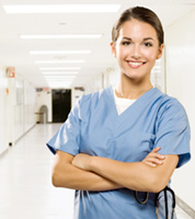 Health Professional (Stock image)